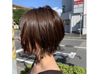 【 スタイルアップしました☆ 】 おおむら_20190810_3