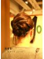 オッヂヘア(oggi hair)このようにして帰ることもあるんです