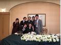 先日は友人の結婚式でした~(^-^ゞ