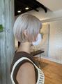 ダブ ダイカンヤマ(DaB daikanyama)【山崎佑太】blonde beige