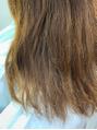 髪の毛が傷んでしまったら?