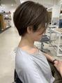 ディシェル(DISHEL)オトナな雰囲気のハンサムショート☆
