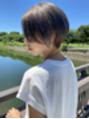 バルヘアーワン(Bal hair 1)【azusa】ハイトーンショート