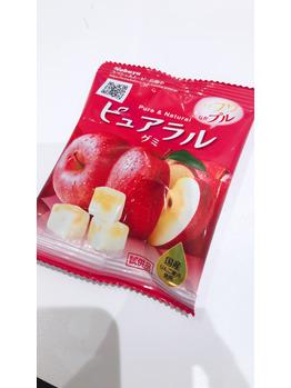 りんごグミ_20190914_1