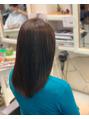 美髪、艶髪