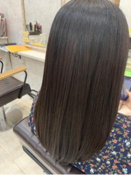 縮毛矯正の長持ちする方法~板橋_20190723_1
