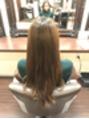 髪色で見え方は変わります!