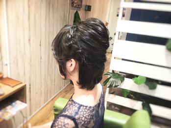 ショートヘアセット★_20180512_1