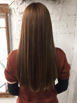 【髪質改善】コース♪カラーにヤクジョスイで髪質改善_20191012_1