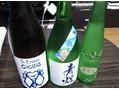夏は日本酒~~