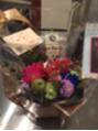 9周年お祝いにお花もいただきました(o^^o)