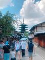 京都旅行♪