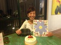 美子さん誕生日