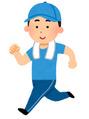 ジョギング!!