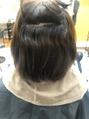 今の毛髪科学で一番痛ませない縮毛矯正