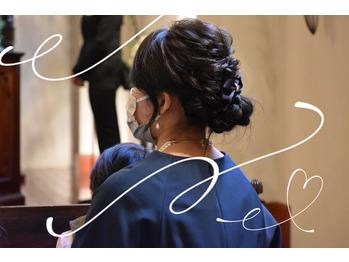 妹の結婚式。Part.1川村Asami_20210524_2
