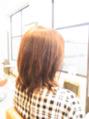 フェミカジュアルSEMIDI☆ヘアスタイル☆