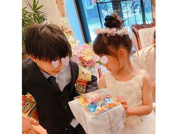 妹の結婚式。Part.1川村Asami_20210524_3