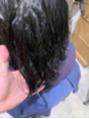 縮毛矯正トリートメントで柔らか艶髪ゲット!