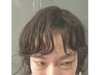 くせっ毛風ゆるくしゃパーマ_20180826_3
