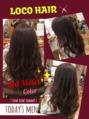 【草加】ツヤツヤに見える冬にぴったりな髪色