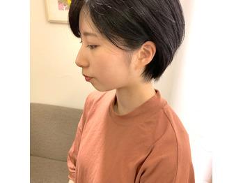 耳にかけるとショートぽく☆_20190607_1