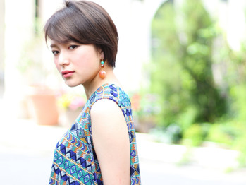 【夏はスッキリショートヘア】が今人気!!_20170713_1
