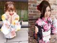鹿児島夏祭りヘアセット&浴衣着付け予約受付中☆