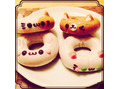 イクミママのどうぶつドーナツ