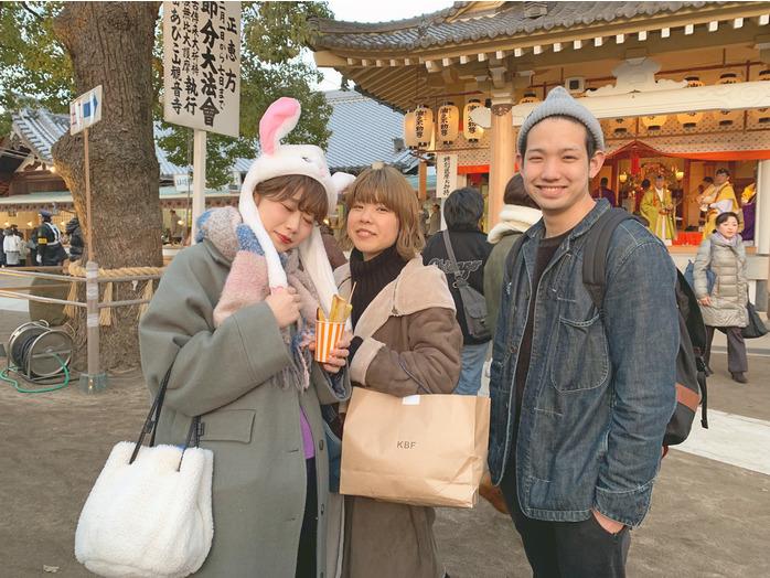 ノエルSTAFで☆_20190208_1
