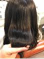★汗、湿気で髪の毛がまとまらない( ;∀;)★