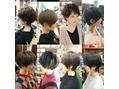 イーリス(IriS)【ベリーショート☆ショートヘア】