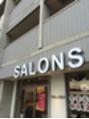 サロンズヘア 徳島松茂店(SALONS HAIR)12月も、、、