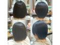 《艶感×質感UP》縮毛矯正で潤い髪★
