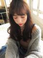 【松盛友美子】柔らかいデジタルパーマ