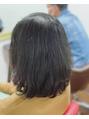クレエ(Creer)ハイダメージ毛にシールドトリートメントで髪質改善