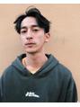【山庄司 祐希】ニュアンスパーマヘア