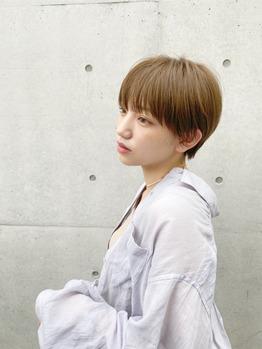 スタイル撮影/ショートボブ/くびれショート_20200729_1