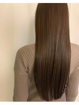 髪を修復するトリートメントが得意です☆DAISUKE_20210212_1