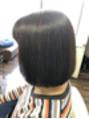 ハイライト+髪質改善チューニング