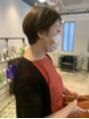 【店長 永久ひろ美】ショートヘアも得意です!!