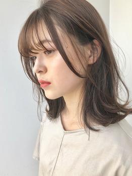デジタルパーマで作るふんわり軽いミディアムヘア_20190814_4
