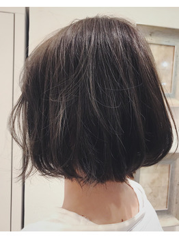こっそりインナーカラー☆_20190909_1