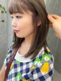 テトヘアー(teto hair)ブリーチ有りのアッシュブラウン☆ayame style☆