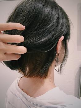 こっそりインナーカラー☆_20190909_2