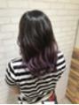 ヘアメイク シュシュ(Hair make chou chou)ガツンと変えたいならガツンとグラデーション!!