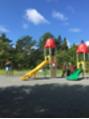 朝イチの公園