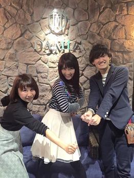 ☆トリートメント通信11・キャスターの岸田さん☆_20150121_1