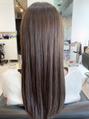 毛先まで艶のある美髪へ