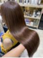 MAI#汗でうねうね、夏の紫外線でごわごわを髪質改善★